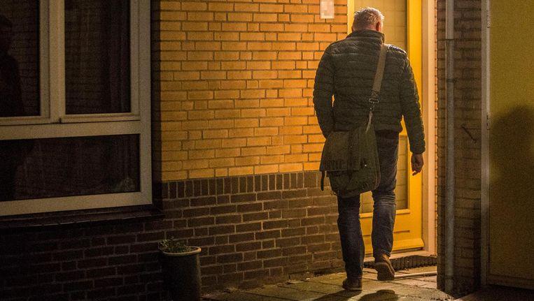 De inspectie treft regelmatig huurders die hun woning tegen woekerprijzen verhuren aan expats Beeld Amaury Miller