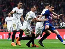 Niet trainer maar technisch directeur slachtoffer bij Sevilla