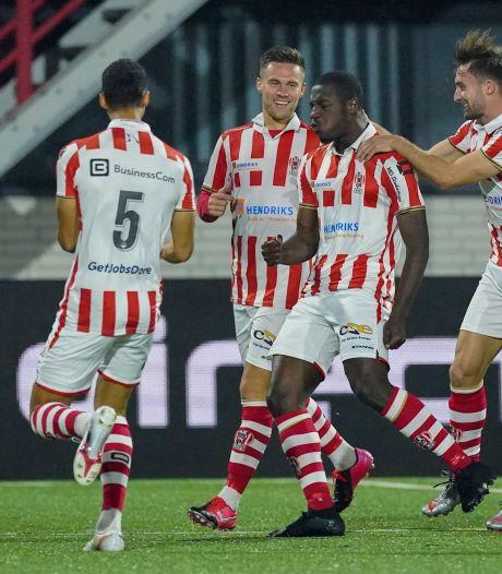 Eén positieve uitslag blijft wel staan bij TOP, FC Den Bosch ziek van verlies