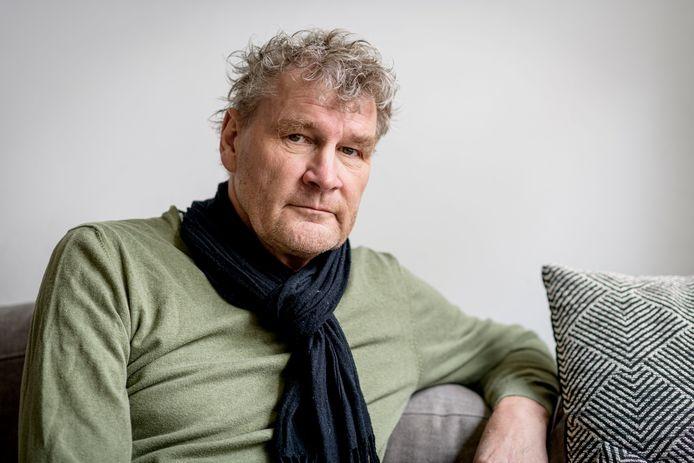 """Holtenaar Jan Herman ten Velde is het verplegend personeel van het Deventer Ziekenhuis diep dankbaar. """"Ze hebben mij voor de dood weggehaald."""""""