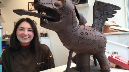 Als handelaars van hun stad houden: Gent in chocolade