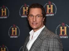 Matthew McConaughey ne laisse pas ses enfants dire ces trois mots