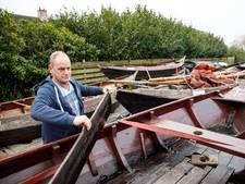 Logisch, Giethoorn levert Vikingschepen  voor film Redbad