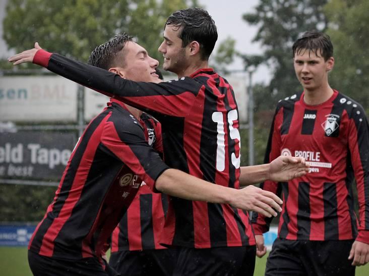 LIVE | Knotsgekke openingsfase Zwaluw VFC - BVV, vijf goals in 25 minuten: 3-2