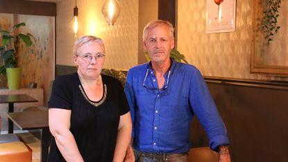 """Cafémedewerker Albert Verrou (52) van 'A L'aise' krijgt kopstoot en rake klappen van man onder invloed van drugs: """"Enorm geschrokken van de aanval"""""""