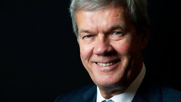 Portret van Dick Boer, president en ceo van Ahold Delhaize. Beeld anp