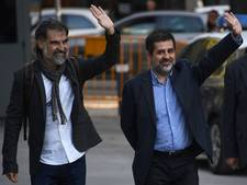 Cel voor sleutelfiguren Catalaans referendum