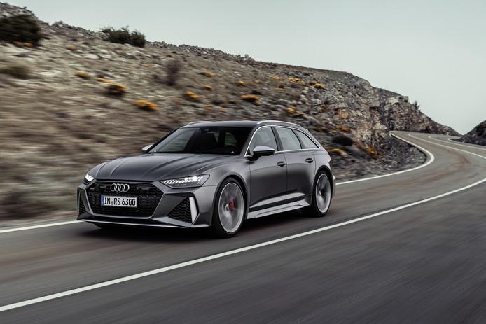 De Audi RS6 is een supercar in gezinsverpakking
