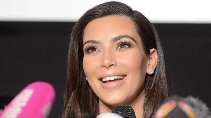 Kim Kardashian viert mijlpaal op Instagram