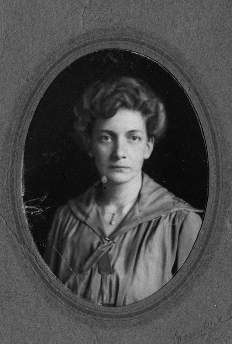 Johanna Bordewijk-Roepman. Beeld Hollandse Hoogte
