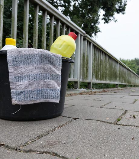 Zorgen over gifverf op Utrechtse provinciale bruggen