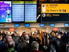 Mist blijft spelbreker op Eindhoven Airport: 50 vluchten uitgeweken of geannuleerd