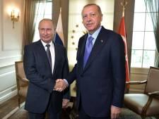 La Syrie au programme d'une rencontre entre Erdogan, Poutine et Rohani