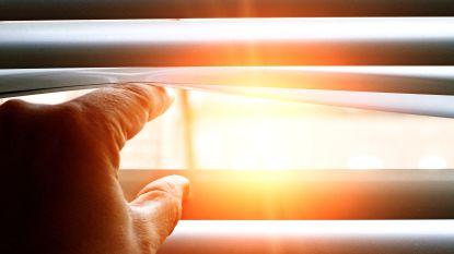 Laaghangende zon maakt sporten in nieuwe Oekense sporthal moeilijk