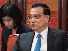 Chinese premier ziet risico's voor herstel wereldeconomie