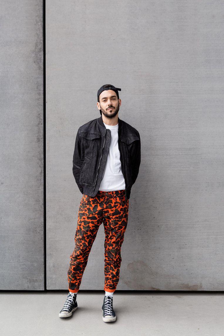 'Bij G-Star proberen we jeans steeds opnieuw uit te vinden' Beeld Sanne Zurne