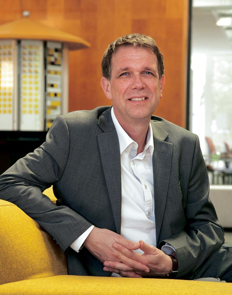 Peter Boelhouwer. De hoogleraar woningmarktbeleid aan de Technische Universiteit Delft ziet de huizenprijzen de laatste tijd heen en weer jojoën Beeld -