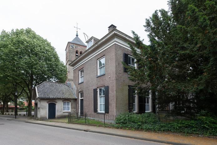 Villa Alpha aan de Rijksstraatweg in Warnsveld krijgt een subsidie van het rijk van 322.000 euro voor onderhoud van het monument