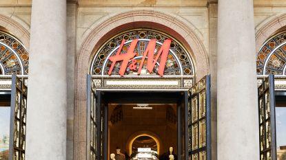 Bij H&M kunnen online shoppers binnenkort eerst passen, dan pas betalen