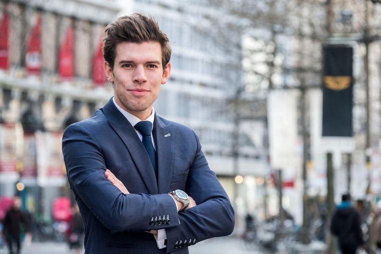 Tommaso Bordoni wil dit jaar voor het eerst 1 miljoen euro omzet draaien.