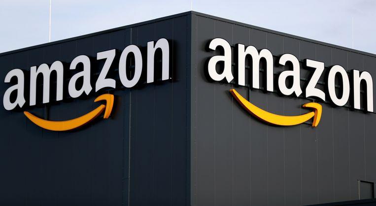 De Amerikaanse webwinkelreus Amazon heeft dinsdag zijn vernieuwde webshop in Nederland geopend.  Beeld EPA