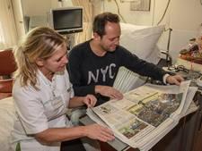 Beter worden door het lezen van de krant