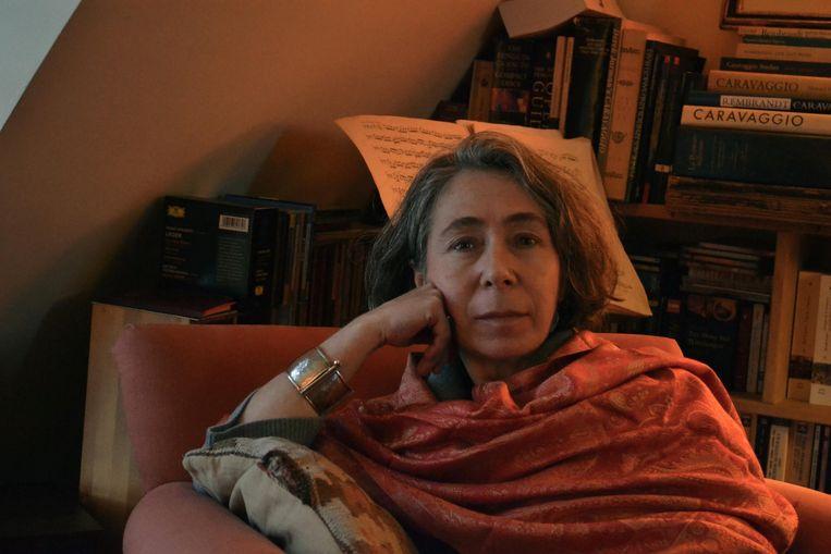 Agnieszka Kolakowska is journalist en vertaler en woont in Parijs. Beeld -