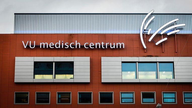 Het Amsterdamse ziekenhuis VUmc. Beeld anp