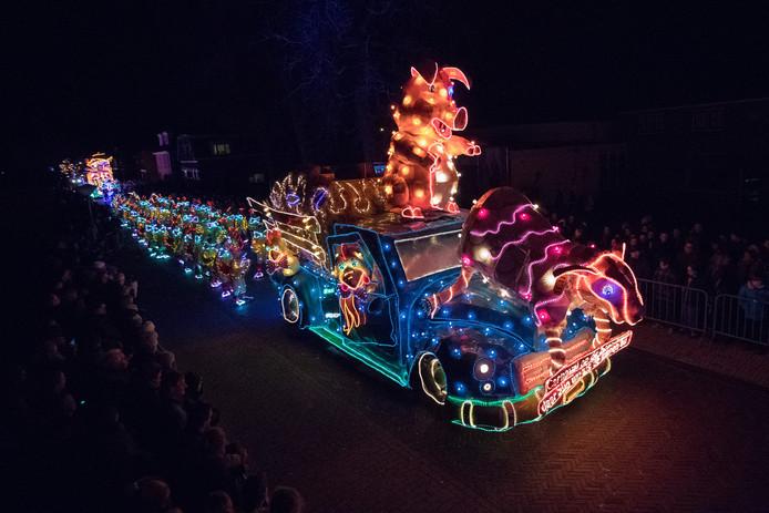 Carnaval feest van licht en kleur in Lemelerveld | Dalfsen ...