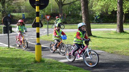 Verkeerspark provinciaal domein Kessel-Lo in nieuw kleedje en dat is goed nieuws voor de kinderen