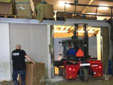 Schiedammers opgepakt voor illegale sigarettenfabriek in Goudswaard