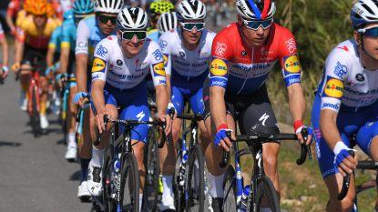 """Roomies Keisse en Evenepoel gescheiden door de coronacrisis: """"Het podium van de Giro zou de max zijn"""""""