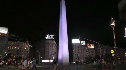 Massale stroomstoring treft 48 miljoen inwoners van Argentinië en Uruguay