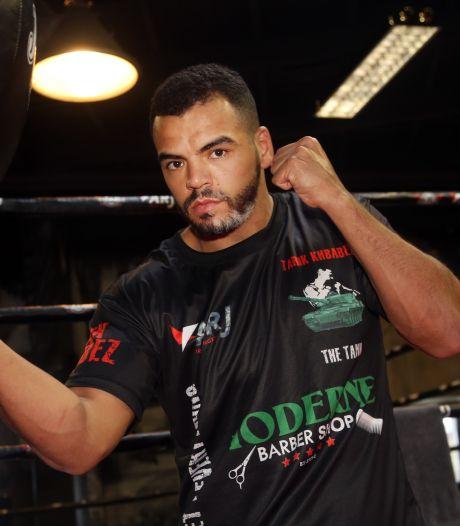 Zwaargewicht Khbabez stapt over naar kickboksorganisatie Glory