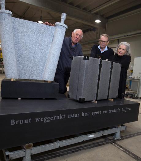 Onthulling  van Joods Monument Arnhem krijgt aandacht in binnen- en buitenland