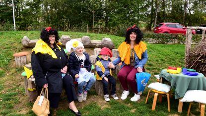 Workshops voor kinderen en hun grootouders