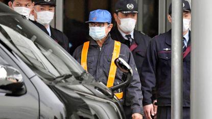 Gevallen Nissan-topman Carlos Ghosn hoest bijna 8 miljoen op en verlaat gevangenis na meer dan 100 dagen