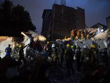 Meer dan 200 slachtoffers aardbeving geborgen