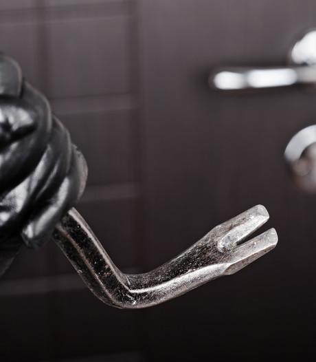 Vluchtende inbreker gepakt in IJsselstein