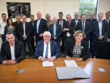 Economische Koepel Halderberge kan ambities verder uitbouwen