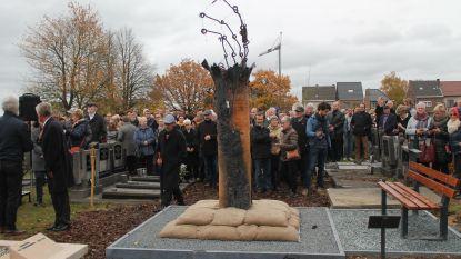 Herinrichting begraafplaats Molenstraat afgerond