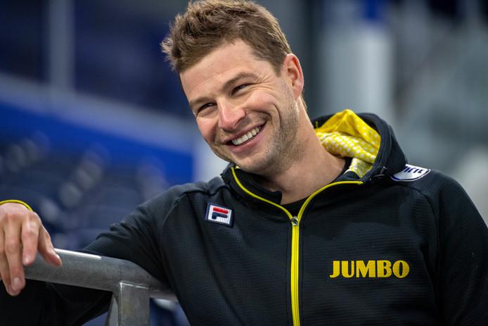 """Sven Kramer: ,,Ik ga nooit met tegenzin trainen. Anders zou ik stoppen. Want voor wie moet ik dit nog doen?"""""""