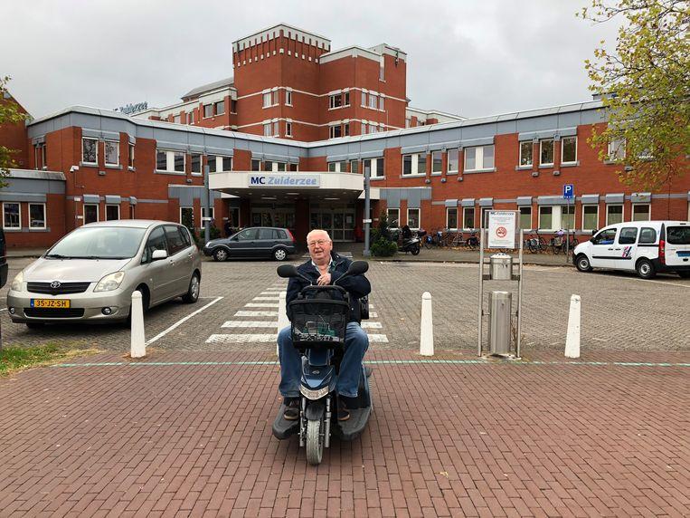 Het plan van St Jansdal kan betekenen dat honderden artsen en andere personeelsleden hun baan behouden.  Beeld Harry Cock