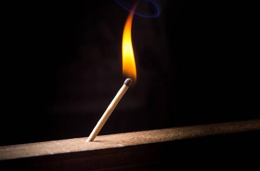 stockadr brandstichting brandstichter brand brandweer lucifer vuur pyromaan