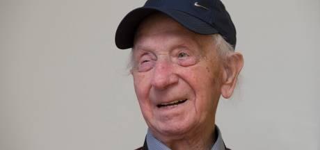Op zijn 99ste ging Wim Messing nog met de camper op pad