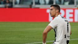 Straffe mijlpaal Ronaldo baat niet: Juventus lijdt tegen Genoa eerste puntenverlies van seizoen