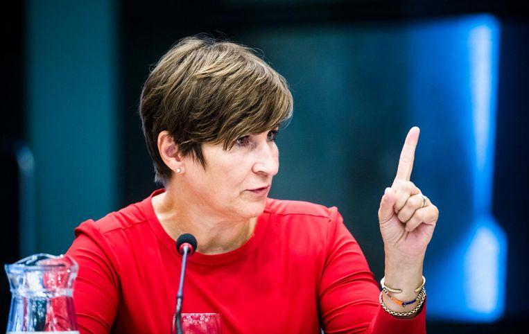Lilianne Ploumen van de PvdA Beeld anp