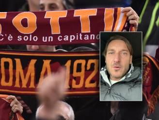 Italiaanse voetbalster ontwaakt uit diepe coma na horen videoboodschap van AS Roma-legende Totti