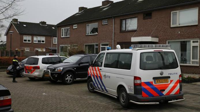 Woningoverval aan Zwaluwstraat in Oosterhout.