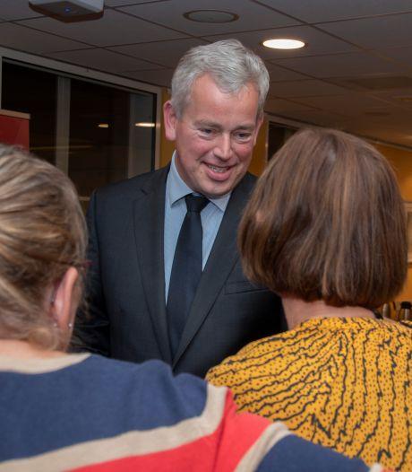 Ongeloof en teleurstelling na terugtrekken Maarten van de Donk als burgemeester van Hilvarenbeek